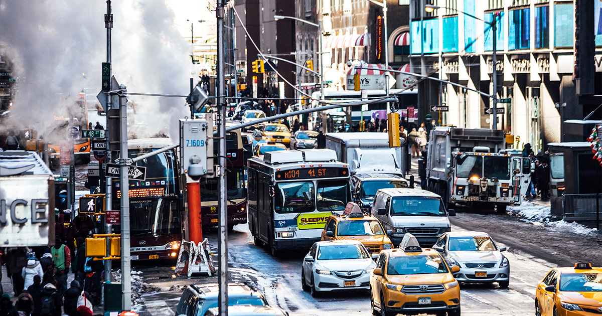 Fixing New York City transit
