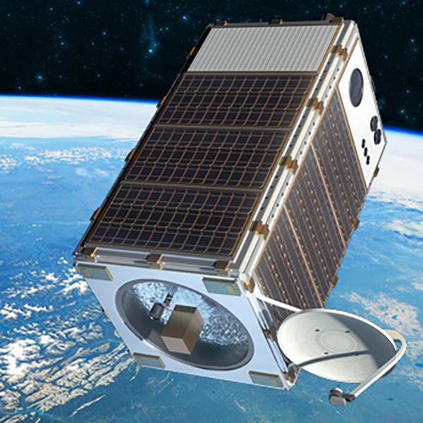 The new MethaneSAT methane-detecting satellite