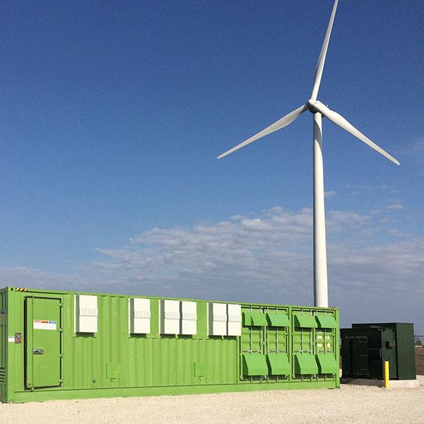 Grand Ridge Energy Storage project, La Salle County, Illinois